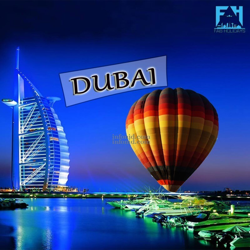 Cheap and Best Dubai Tour Packages from Delhi  Fab Holidays