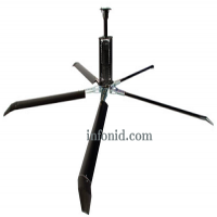 Industrial Big Ceiling Fans Suppliers in Coimbatore  Excess India